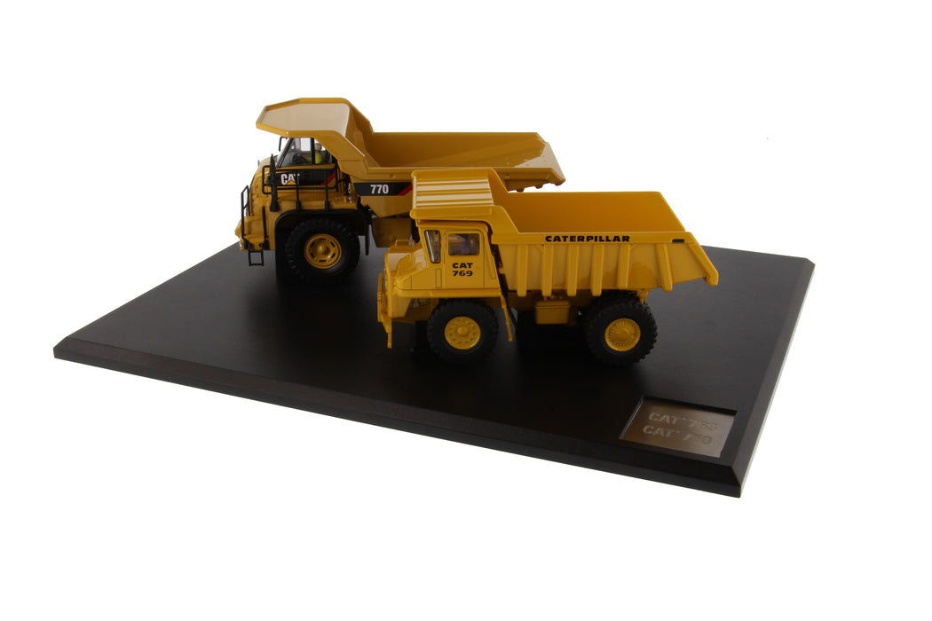 1:50 Cat 769 & 770 Off Highway Truck