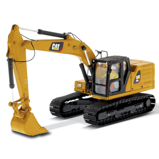 1:50 Cat 320 Hydraulic Excavator - Personalize