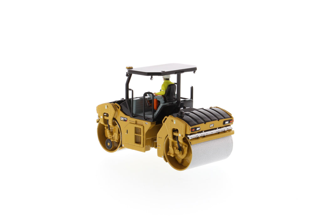 1:50 Cat® CB-13 Tandem Vibratory Roller with ROPS