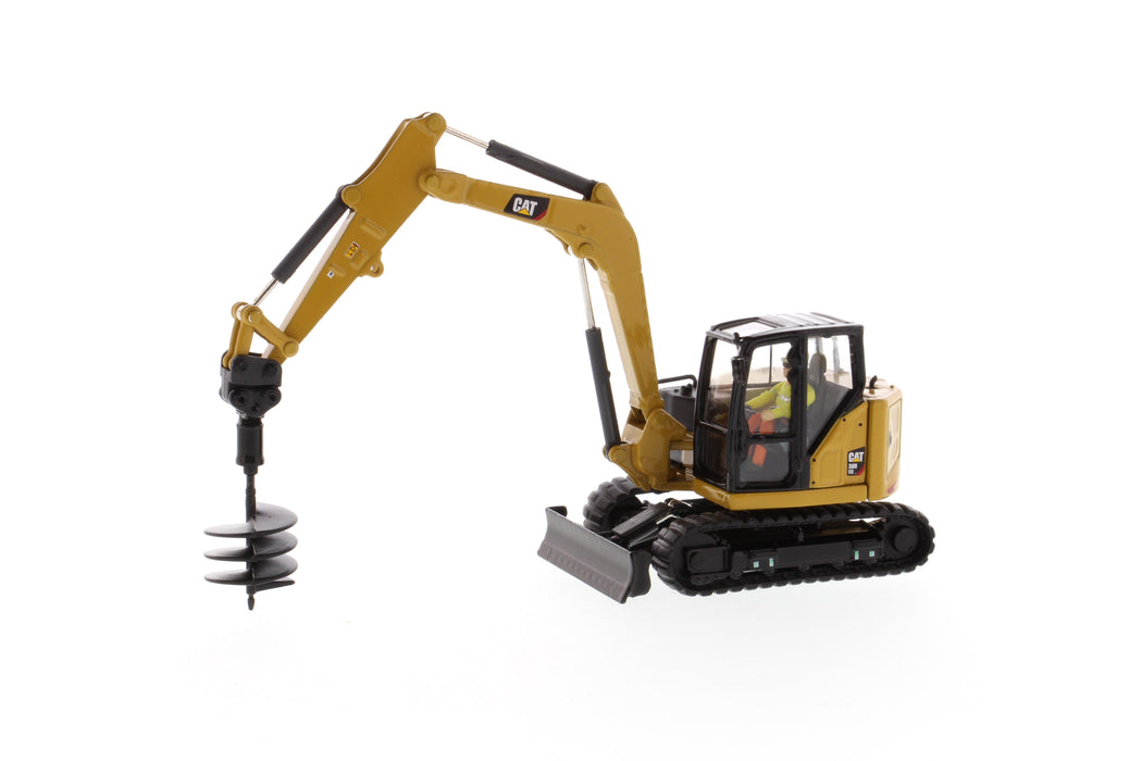 1:50 Cat® 308 CR Mini Hydraulic Excavator - Next Generation