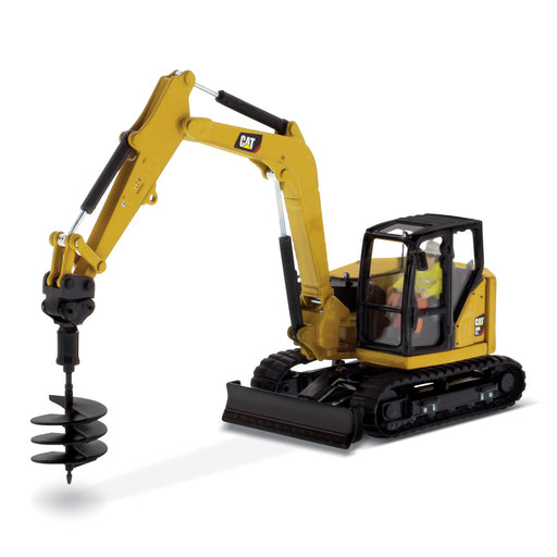 1:50 Cat 308 CR Mini Hydraulic Excavator - Next Generation