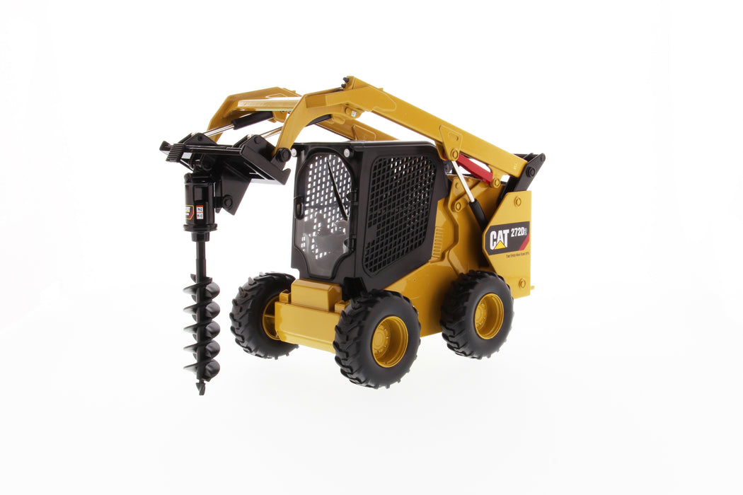 1:16 Cat® 272D2 Skid Steer Loader