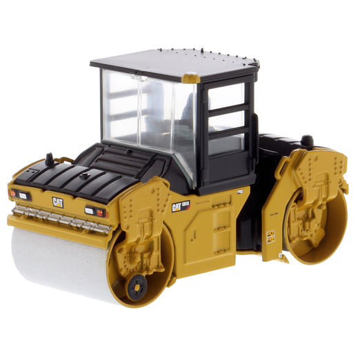 1:64 Cat® CB-13 Tandem Vibratory Roller with CAB