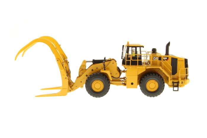 1:50 Cat 988K Wheel Loader with grapple