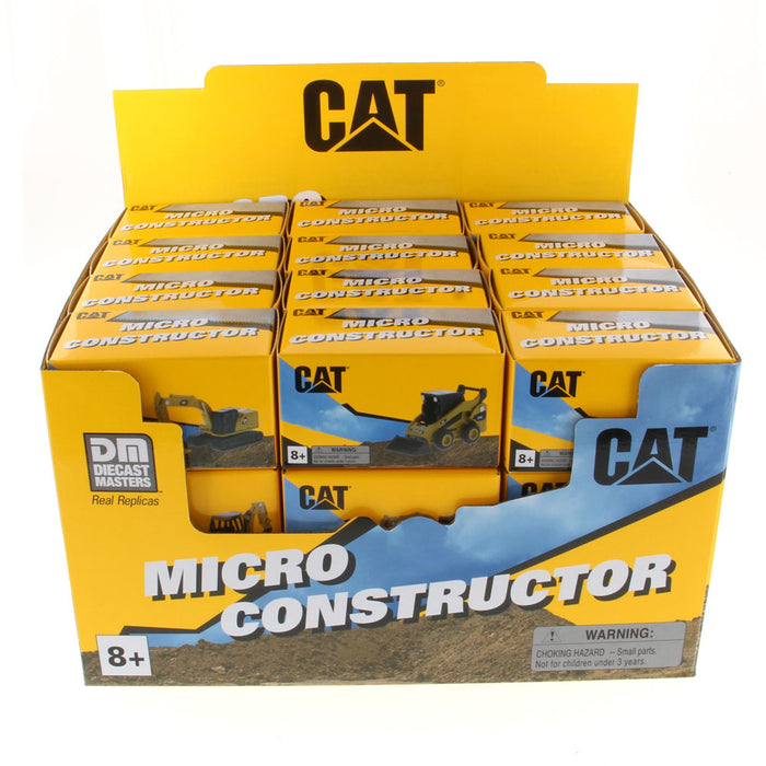 Micro Constructor Assortment Pack in Closed Box of 36 Units