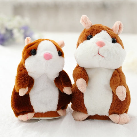 Cute Talking Electronic Hamster Toy