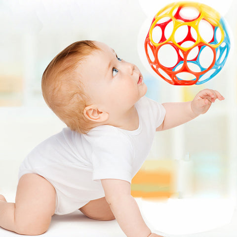Educational Pliable Ball for Fun & Sports