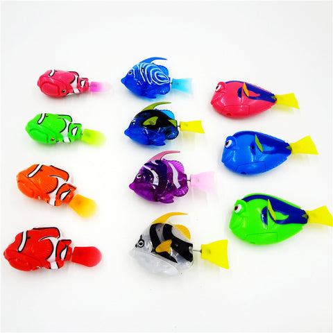 Funny Swim Electronic Fish Toy for kids Bath