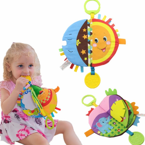 Baby Intelligence Development Infant Educational Stroller Rattle Toys - New Toys Shop