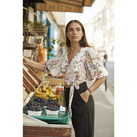 SADIE FRIDA BLOUSE
