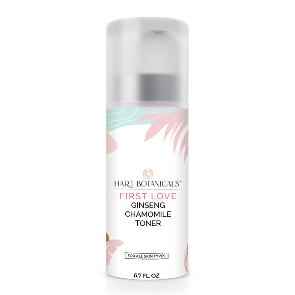 FIRST LOVE - Ginseng Chamomile Toner