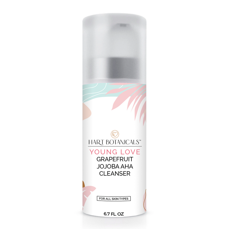 YOUNG LOVE - Grapefruit Jojoba AHA Cleanser