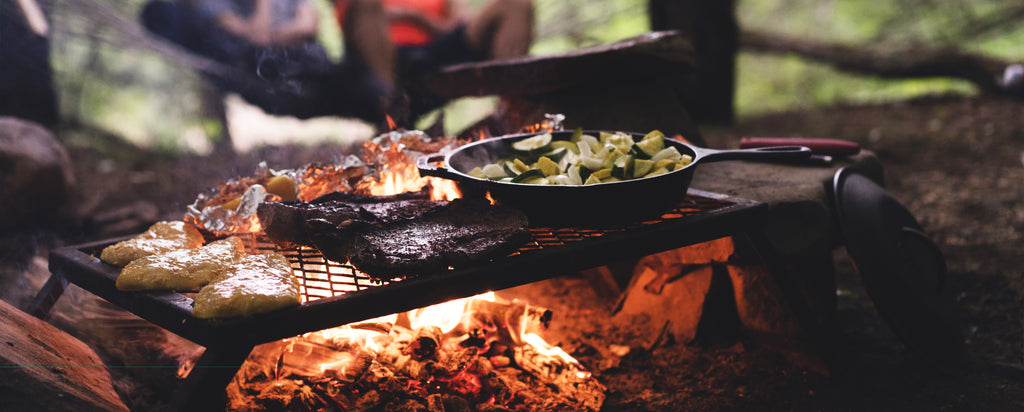 4 Nature Lovers' Favorite Camping Recipes (That You've Never Made)