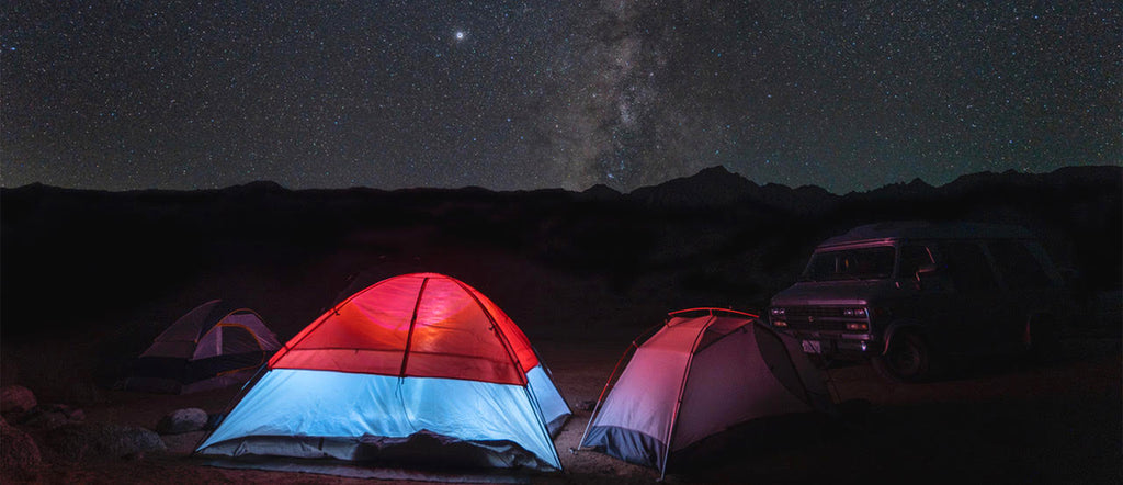 Joshua Montoya: A Starry Camping Trip & the Healing Power of Nature