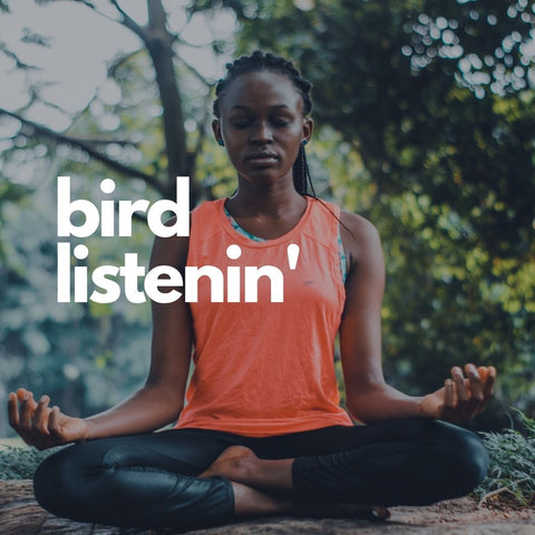 Practicing Mindfulness in Nature - Human Nature Designs