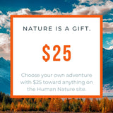 Human Nature Designs - Gift Card / Gift Certificate - $25