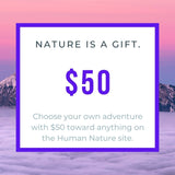 Human Nature Designs - Gift Card / Gift Certificate - $50