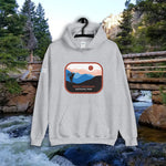 Rocky Mountain National Park Hooded Sweatshirt - Unisex