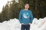 Colorado Skiing Sweatshirt - Men's