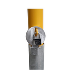 90 mm Inground Removable Bollard-
