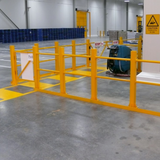 WPS Custom Heavy Duty Forklift Safety Barrier