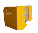 End WPS Pallet Racking Leg Protector