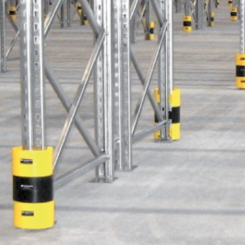 Protect-It Stackable Rack Guards