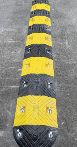 Ultimate Heavy Duty Plastic Speed Hump