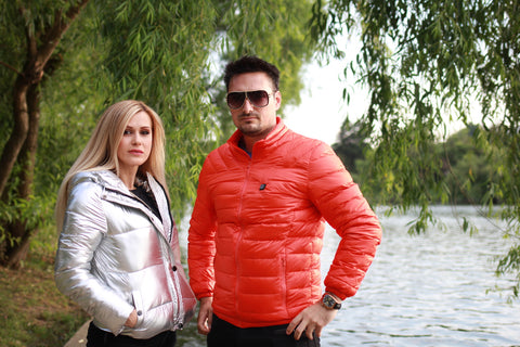 Bubus heated jackets, high quality winter jackets