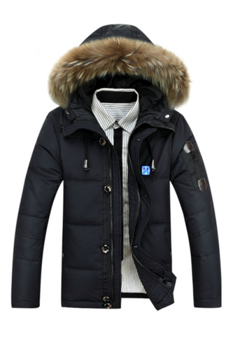 BUBUS URBAN MENS COAT