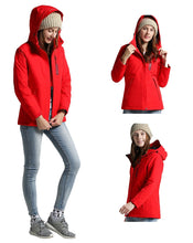 Load image into Gallery viewer, BUBUS WOMAN SMART HEATING JACKET