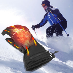 BUBUS WINTER HEATED GLOVES