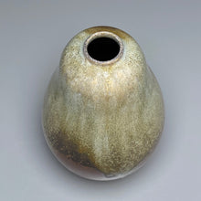 "Load image into Gallery viewer, Gourd Vase in Copper Penny, 10.75""h"