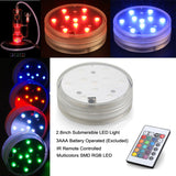 Led Light with Remote Control