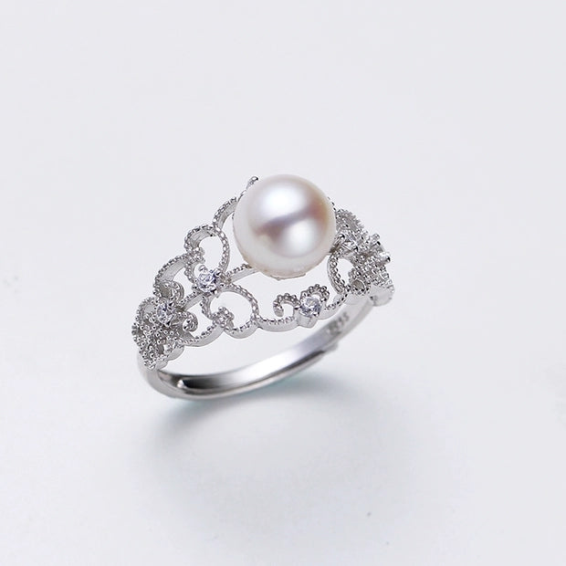 Rinascente Akoya Pearl Ring