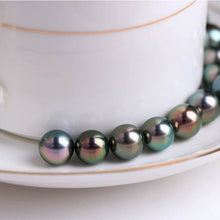 Load image into Gallery viewer, Tahitian Pearl Hook Earrings