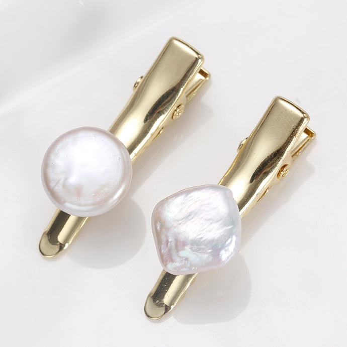 Cutie Baroque Pearl Hair Pins