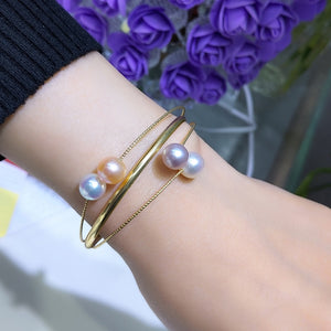 Candy Pearls Bangles