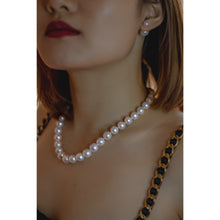 Load image into Gallery viewer, White Edison Pearl Necklace