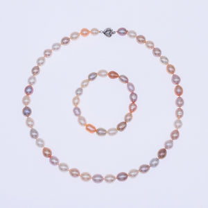 Emilia Necklace & Bracelet Set