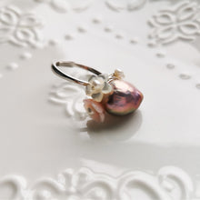 Load image into Gallery viewer, Tulip Baroque Pearl Ring