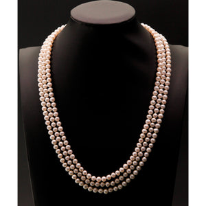 47'/ 120cm Long Pearl Necklace