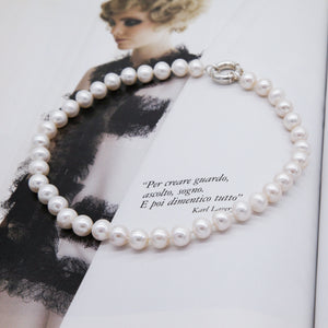 Julietta Pearl Necklace