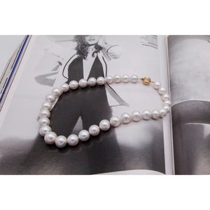 Large Size Edison Pearl Necklace