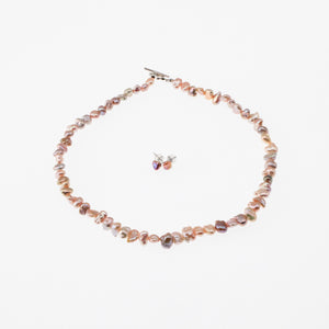 Candy Keshi Pearl Necklace