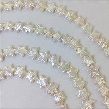 Load image into Gallery viewer, Star Shape Baroque Pearl Long Necklace
