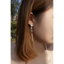 Load image into Gallery viewer, Veronica Fringe Earrings