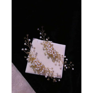Wedding Hair Sets and Brooches