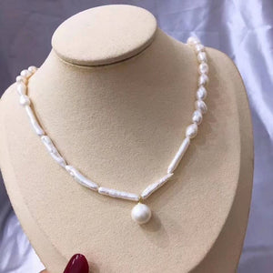Romantica Baroque Pearl Necklace