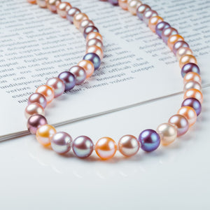 Intense Candy Pearl Necklace